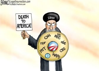 A.F. Branco Cartoon – Enemies of my Enemy
