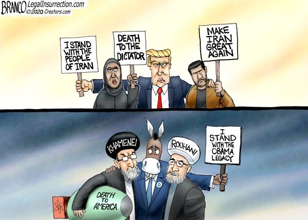 Trump Stands with People of Iran