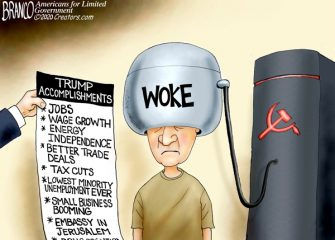 A.F. Branco Cartoon – Eyes Wide Shut