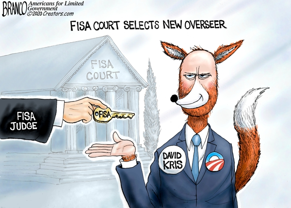 FISA Fox Guarding the Henhouse