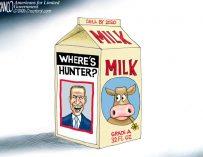 A.F. Branco Cartoon – Milk Dud