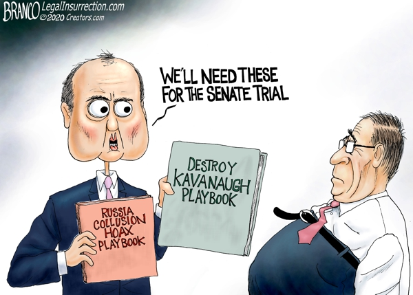 Schiff Senate Trial Strategy