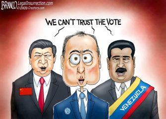 A.F. Branco Cartoon – The Three Amigos