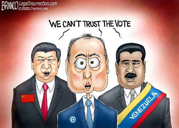 Tyrants can't Trust the Voter