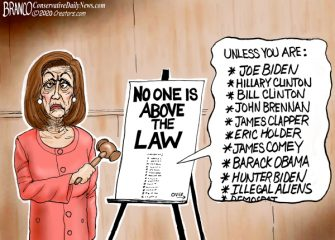A.F. Branco Cartoon – The Fine Print