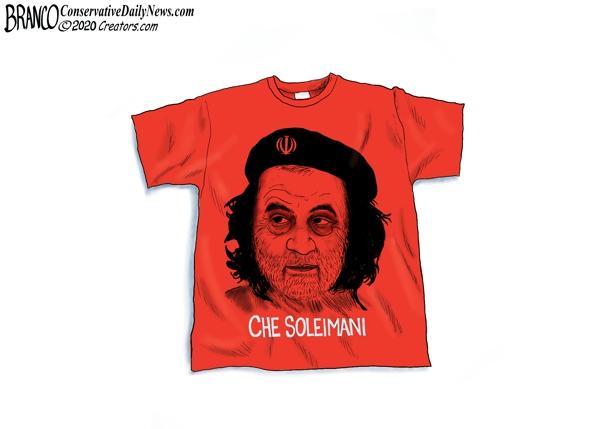 Soleimani T-shirt