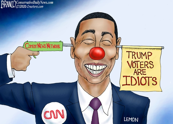 Don Lemon Joke at CNN