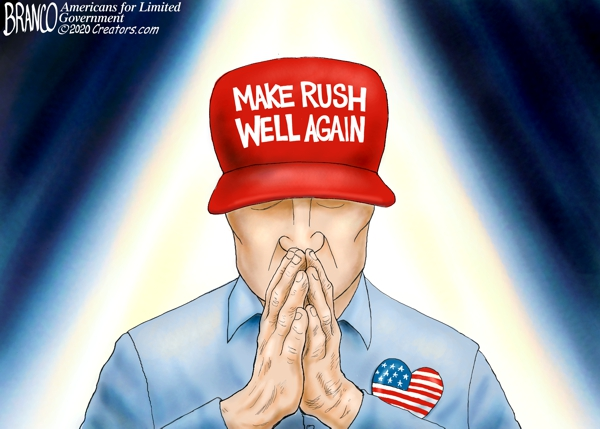 Prayers For Rush Limbaugh