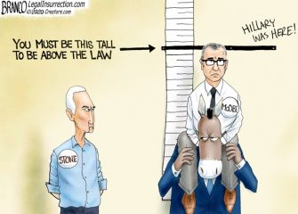 A.F. Branco Cartoon – Separate And Unequal