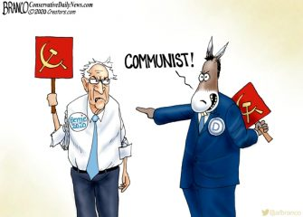 A.F. Branco Cartoon – Berned-Out