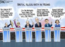A.F. Branco Cartoon – Knives Out
