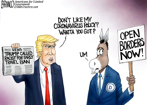 Trump Coronavirus Policy