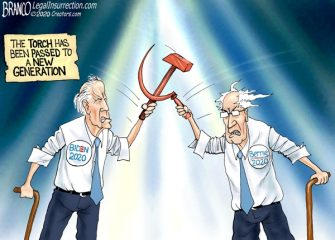 A.F. Branco Cartoon – The Young and The Restless