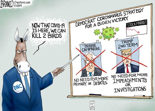 Democrats COVID-19 Strategy