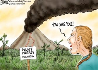 A.F. Branco Cartoon – Natural Causes