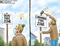 A.F. Branco Cartoon – #CornavirusCure