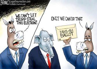 A.F. Branco Cartoon – Mail Fraud