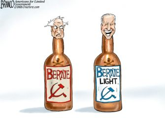 A.F. Branco Cartoon – Brews Brothers