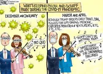 A.F. Branco Cartoon – Name That Tune