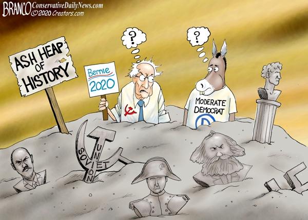 Bernie Sanders ends his Campaign