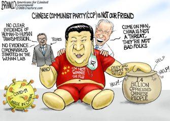 A.F. Branco Cartoon – Made In China
