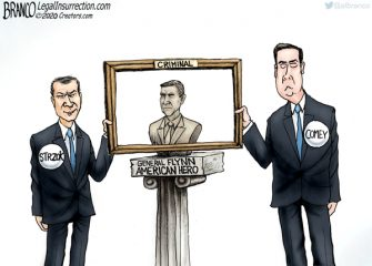 A.F. Branco Cartoon – Con Job