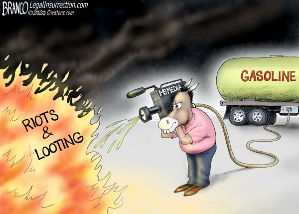 Media inciting more Violence