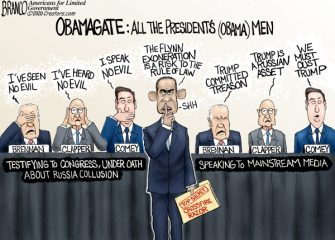 A.F. Branco Cartoon – All the Presidents Men
