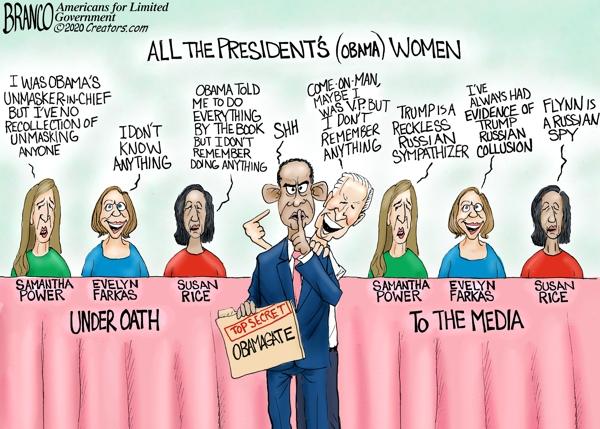 All Obama's Women