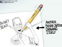 A.F. Branco Cartoon – Sketchy Joe