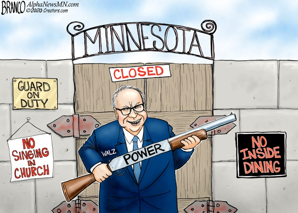 Governor Walz Lockdown