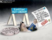 A.F. Branco Cartoon – All Jacked Up