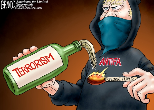 Antifa are Terrorist