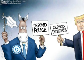 A.F. Branco Cartoon – Unconditional Surrender