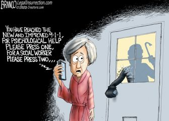 A.F. Branco Cartoon – Who You Gonna Call?