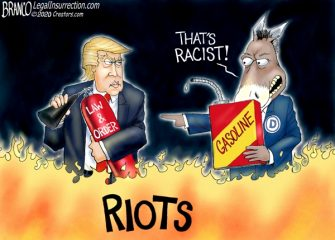 A.F. Branco Cartoon – Law and Disorder