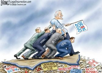 A.F. Branco Cartoon – Mount Surigaffe