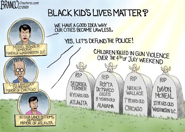 Black Kids Lives Matter