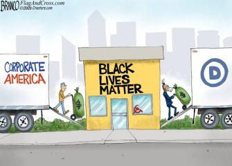 A.F. Branco Cartoon – Corporate Money Matters