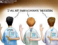 A.F. Branco Cartoon – Big Tech Lies Matter