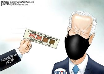 A.F. Branco Cartoon – Marching Orders