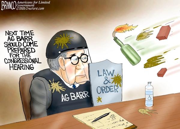 AG Bill Barr Hearing