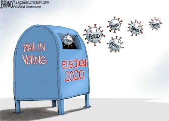 A.F. Branco Cartoon – Pandora's Box