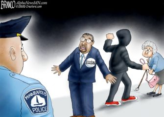 A.F. Branco Cartoon – Law Blocker