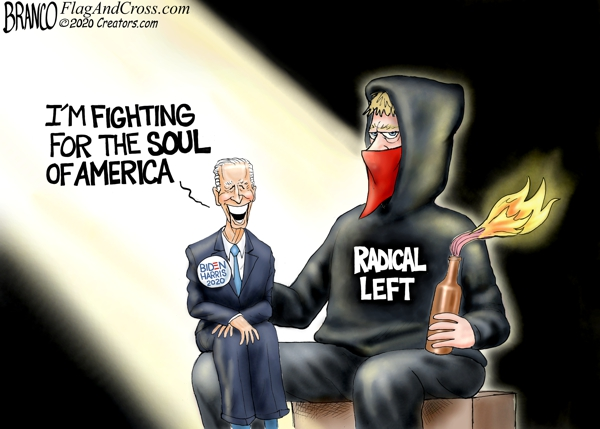 Biden Fighting for the Soul of America