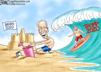 A.F. Branco Cartoon – Changing Tide