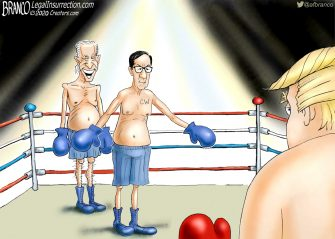 A.F. Branco Cartoon – Defense Counsel