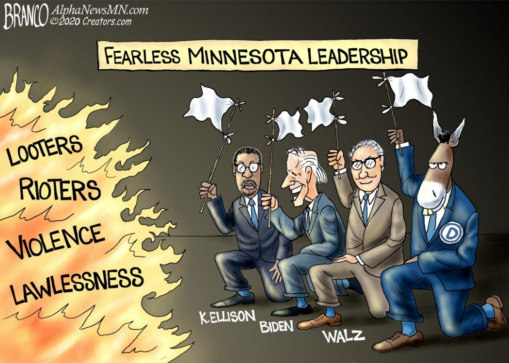 Minnesota Surrendering to Chaos