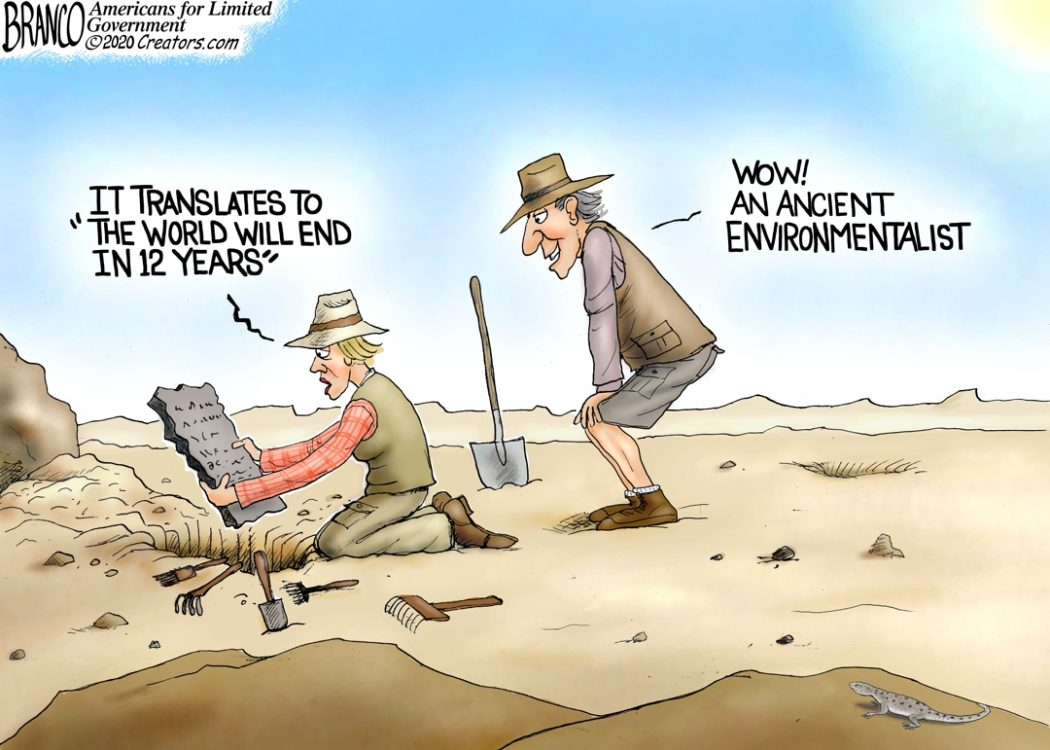 Ancient Environmentalist