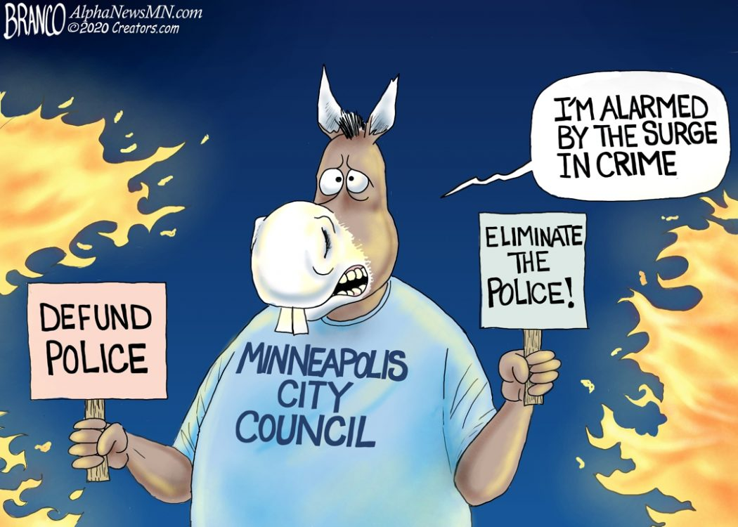 Minneapolis City Council Defund Police